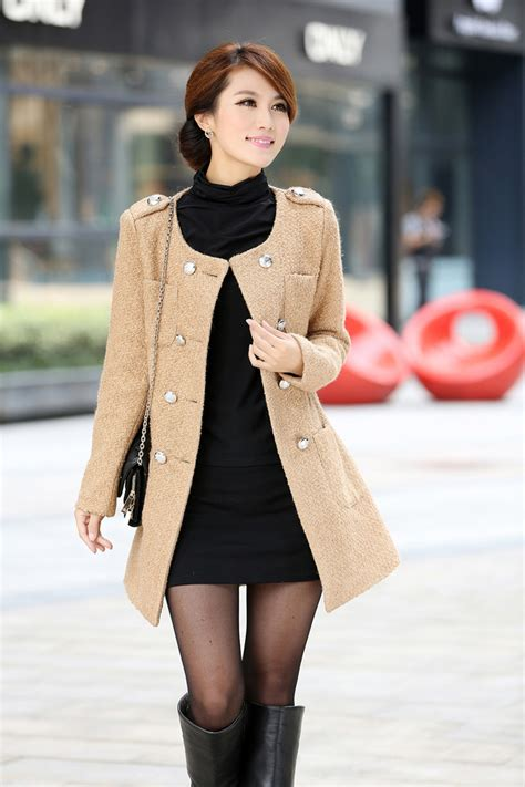 woman in winter clothing interesting tricks how to make your winter outfits look