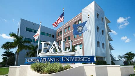 Fau Mba Cost by Fau Fau Featured On College Week On Nbc6