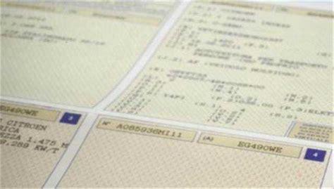 cosa fare in caso di smarrimento patente carta di circolazione cosa fare in caso di furto