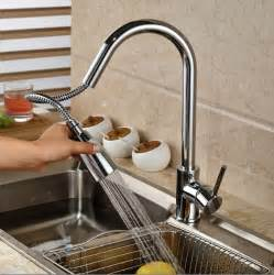 Most Reliable Kitchen Faucets by Aliexpress Com Buy Factory Direct Sale Chrome Brass Pull