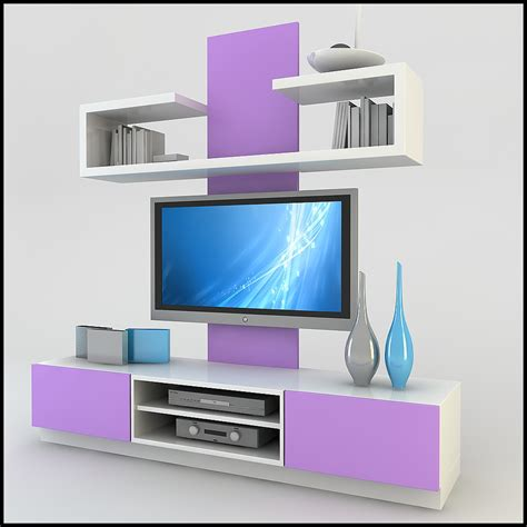 modern tv unit 3d tv wall unit design ideas for house