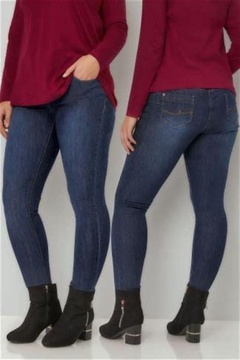 black super stretch skinny jeans  size