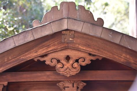 Japanese Garden Accessories Australia Japanese Garden Shrine On Hold M Edo Arts