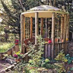 Rustic Gazebo by Outdoor Gazebo Ideas For A Great Living Area