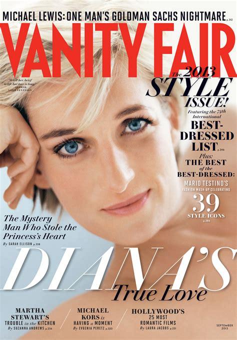 Vanity Fair Princess Diana cele bitchy princess diana is vanity fair s september cover cheap of vf
