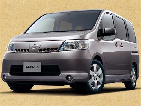 nissan serena 2006 2006 nissan serena conceptcarz com