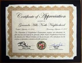 granada hills north neighborhood council archived news