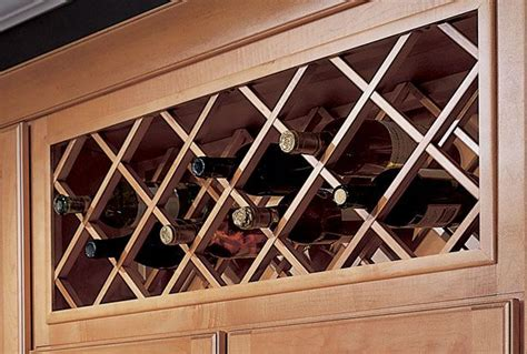 Above Cabinet Wine Rack by Wine Rack For Above Cabinets For The Home