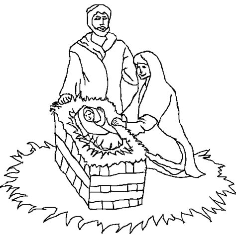 coloring page of the birth of jesus birth of jesus coloring pages nativity of jesus coloring