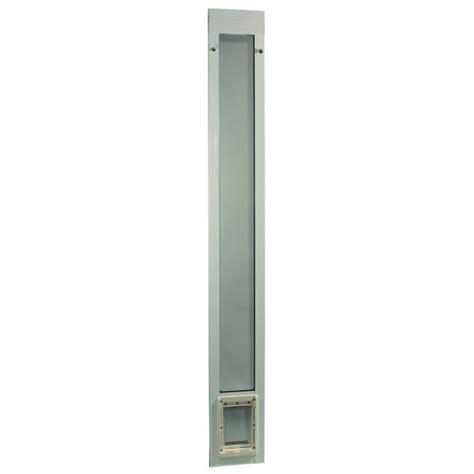 Ideal Fast Fit Patio Pet Door by Ideal Pet Fast Fit Pet Patio Door For 96 Inch Doors