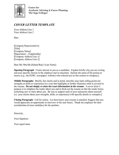 sle cover letter for academic advisor guamreview