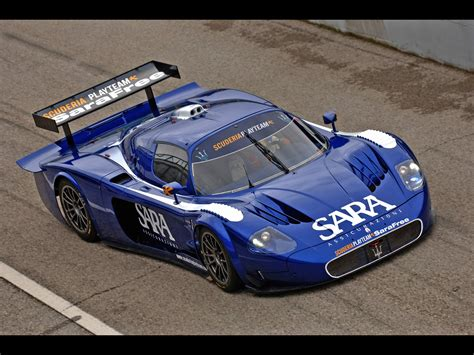 maserati mc12 race 2006 maserati mc12 racing misano front and top