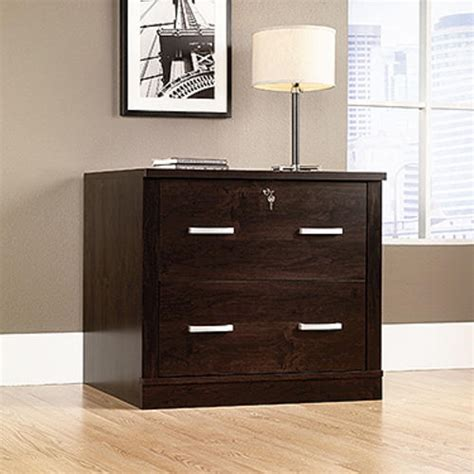 sauder office port alder lateral file cabinet at menards 174