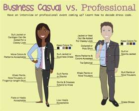 business casual vs professional decode the