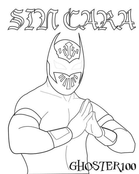coloring page wwe wwe coloring pages printable coloring pages wwe
