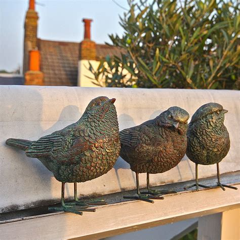 statue or bird you choose which you will be today books three bird garden sculptures by garden