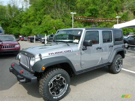 silver jeep rubicon 2013 billet silver metallic jeep wrangler unlimited
