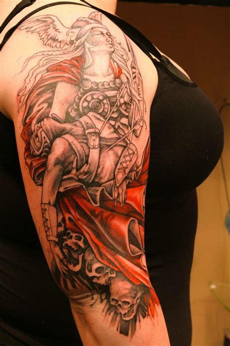 valkyrie tattoos valkyrie tattoos valkyrie