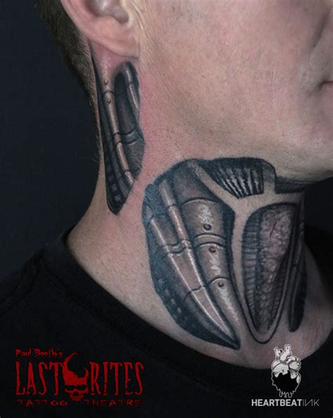 gallery biomechanical heartbeatink tattoo magazine