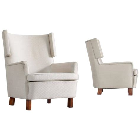 wingback armchairs for sale pair of wingback armchairs for sale at 1stdibs