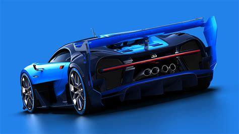 Bugatti Veyron Gran Turismo Bugatti Vision Gran Turismo Officially Unveiled