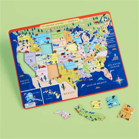 us map puzzle for toddlers educational toys cool baby and stuff