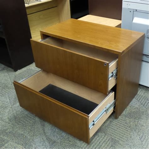 Maple Lateral File Cabinet Maple 2 Drawer Lateral File Cabinet Locking Allsold Ca Buy Sell Used Office Furniture Calgary