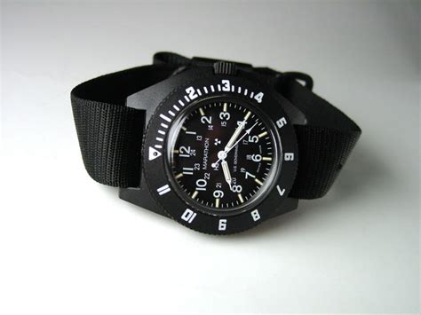 US MILITARY ISSUE PILOT NAVIGATOR WATCH MARATHON NEW H3   eBay