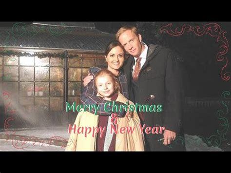 merry christmas  happy  year rupert penry jones danica mckellar youtube