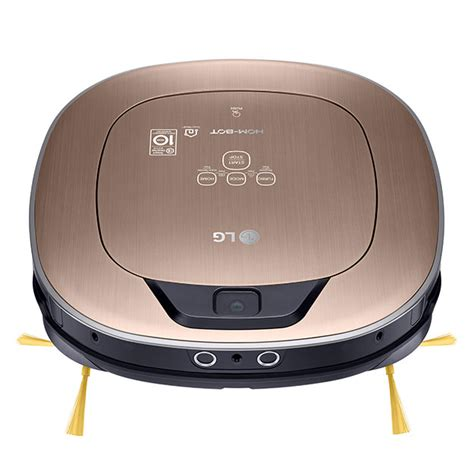 Robot Vacuum Cleaner Lg introducing the lg home bot turbo a vacuum robot that