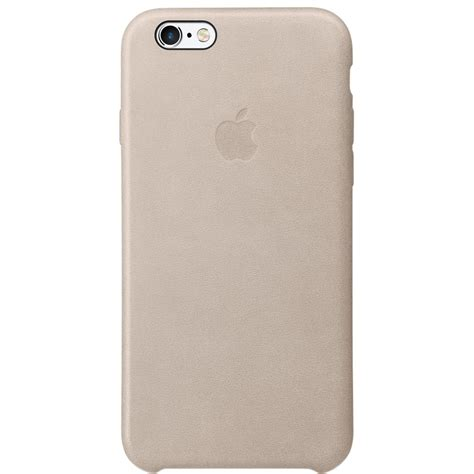 apple iphone 6 plus 6s plus leather gray mkxe2zm a