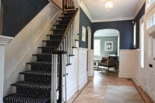 painting stairway walls ideas submited images