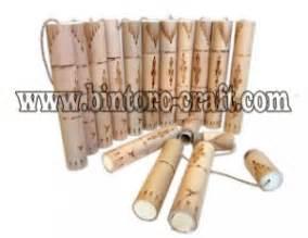 membuat undangan bambu undangan bambu gulung