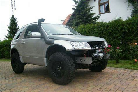 vitara jeep grand vitara big body lift grand v pinterest grand