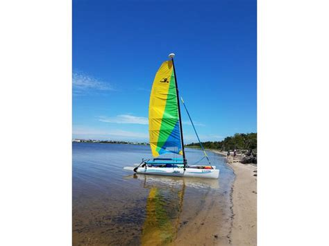 sailboats new jersey 2014 hobie cat getaway sailboat for sale in new jersey