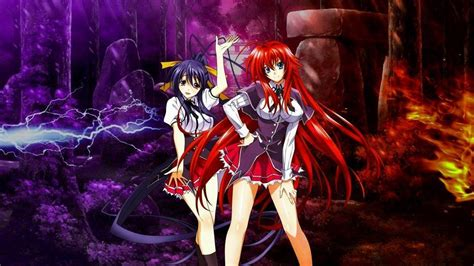 wallpaper anime highschool dxd high school dxd wallpapers wallpaper cave