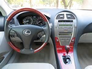 2007 lexus es 350 interior pictures cargurus