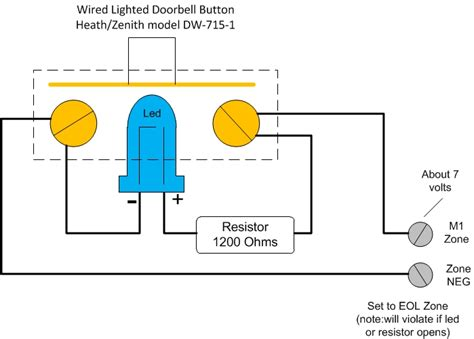 doorbell wiring diagram lighted doorbell on wiring diagram lighted free engine image for user manual