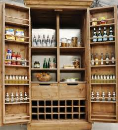 kitchen pantry cabinet plans free build a freestanding pantry diy projects for everyone