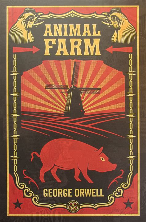 book report animal farm book report on animal farm by george orwell