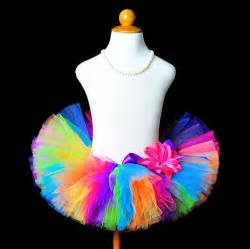 colorful tutus ready to ship colorful rainbow tutu for a rainbow