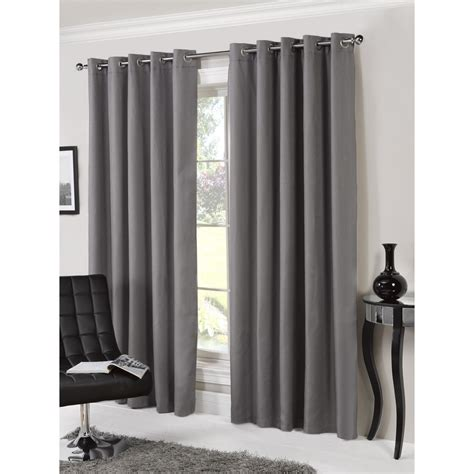 the range curtains uk bucking blackout eyelet curtains