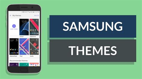 Samsung Themes Youtube | samsung theme store my favorite themes galaxy s7 edge