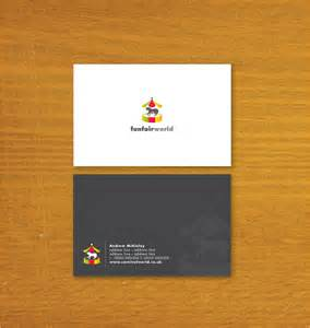 it business card design not found