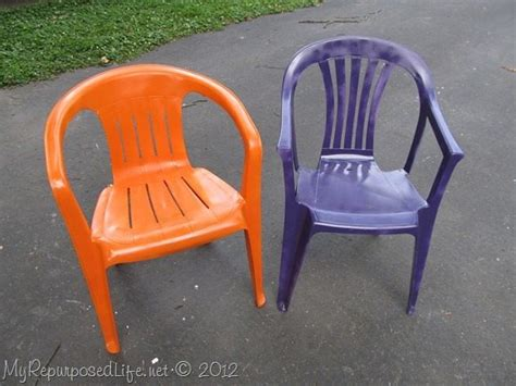 Best Spray Paint For Plastic Chairs - spray paint plastic chairs