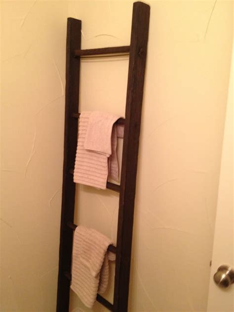 towel ladders for bathrooms 17 best images about bathroom makeover on pinterest bathroom updates the doors and