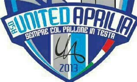 Kaos Logo Letto nasce lo united aprilia trobiani quot serie d divertimento