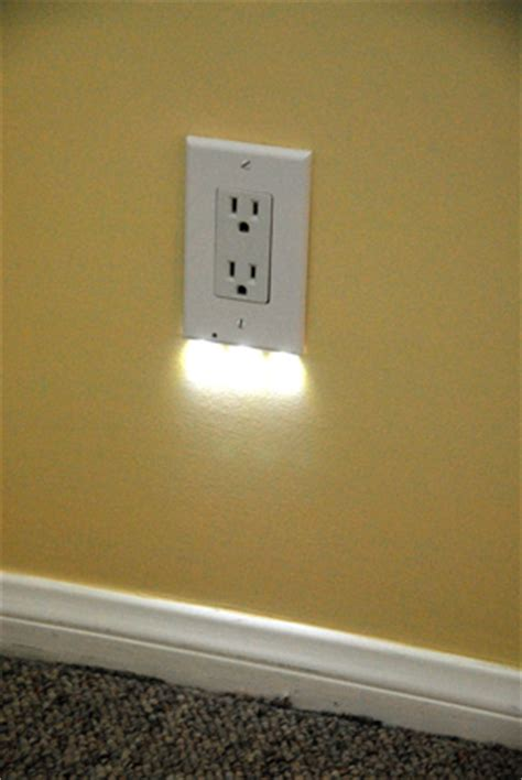 built in night light outlet built in night light is brilliant