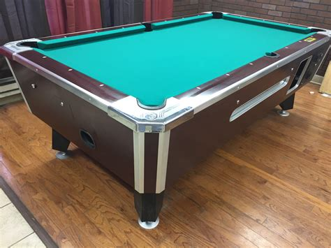 used coin operated pool tables table 040117 valley used coin operated pool table used