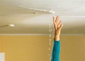 water leaking from ceiling below bathroom water leaking from ceiling under bathroom causes effect